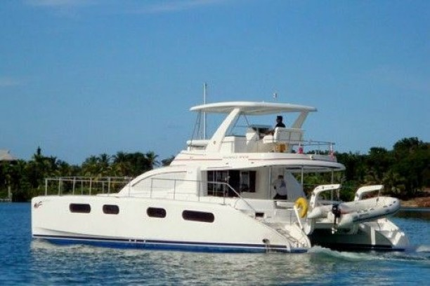 Catamarans EXIT STRATEGY, Manufacturer: ROBERTSON & CAINE, Model Year: 2007, Length: 47ft, Model: Leopard 47, Condition: Used, Listing Status: SOLD, Price: USD 350000